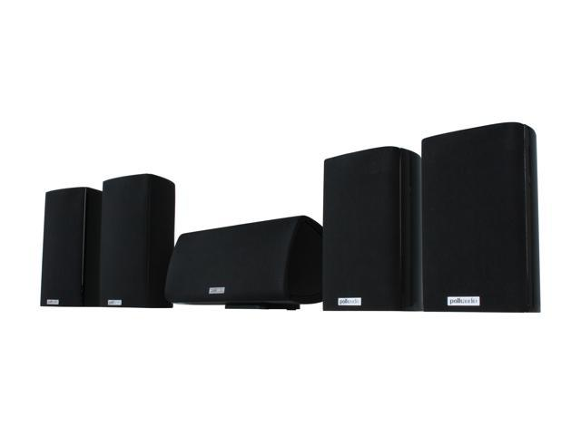 Polk Audio RM85 5 CH Satellite Speaker System