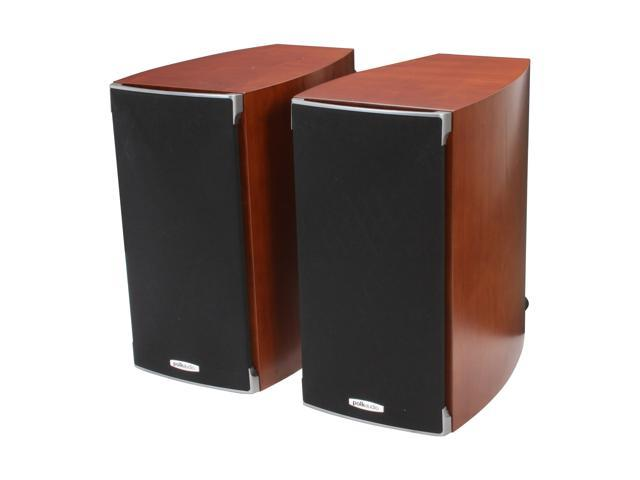 Polk Audio RTI A3-Cherry High Performance Bookshelf Loudspeaker Pair
