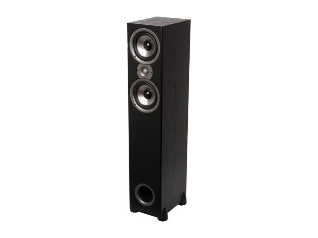 Polk Audio Monitor50 Series II Floorstanding Loudspeaker (Black) Single