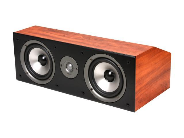 Polk Audio CS2 Series II Center Channel Speaker (Cherry) Single