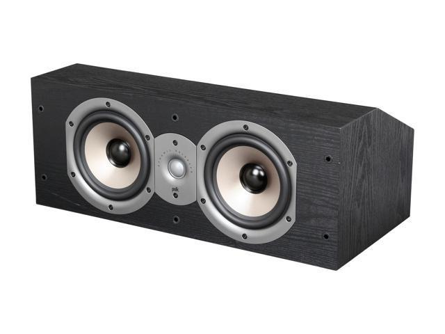 Two Way Audio Monitor : Polk audio monitor series new c two way center