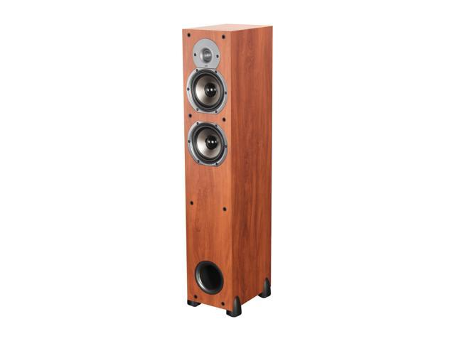 Polk Audio Monitor Series New Monitor 55T Two-Way Ported Floorstanding Loudspeaker (Cherry) Single