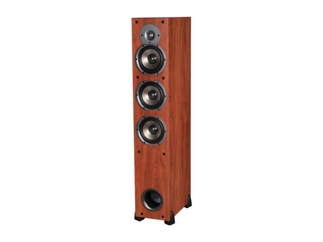 Polk Audio Monitor Series New Monitor 65T Three-Way Ported Floorstanding Loudspeaker (Cherry) Single