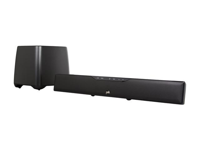 Polk Audio SurroundBar 5000 IHT 31-inch Bluetooth equipped with Wireless Subwoofer