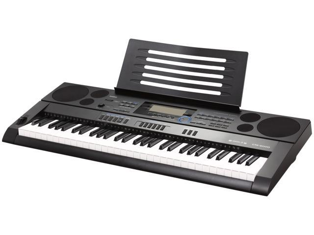 Casio 61-Key Keyboard (CTK-6000)