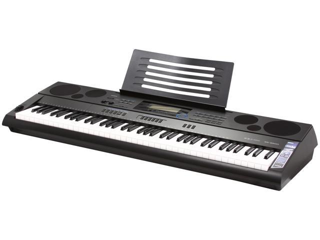 Casio 76-Key Digital Keyboard Workstation (WK-6500)