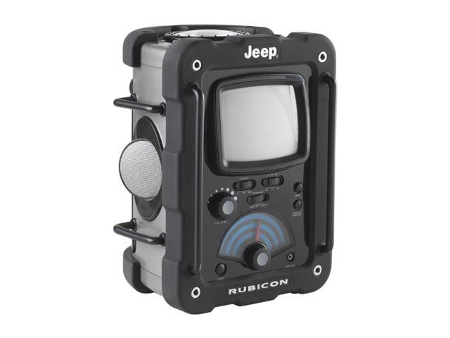 Jeep Electronics Rubicon Rugged Tv Lantern Radio Newegg Com