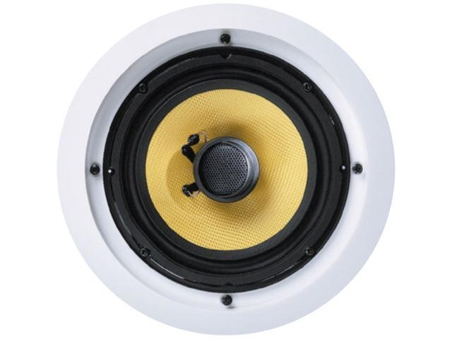 "New Wave Audio C-650KV 6.5"" 2-way 8 ohm Coaxial Flush Mount In-Ceiling Speaker"