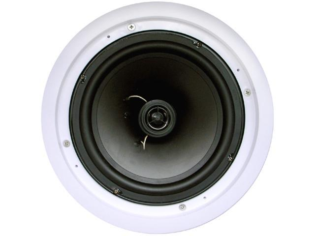 New Wave Audio IC-8S 100 W RMS Speaker - White