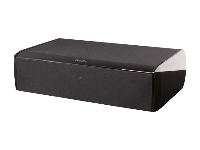 Definitive Technology CS-8040HD High Dispersion Center Channel Speaker Single