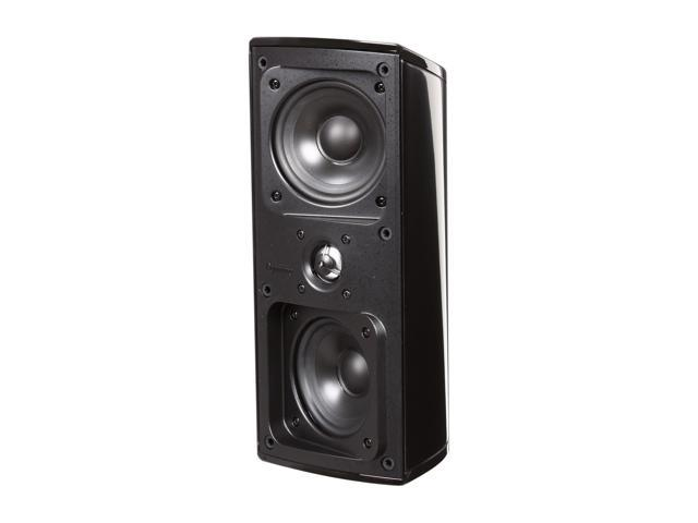 Definitive Technology Mythos Gem XL Compact Main or Surround Speaker (Black) Single