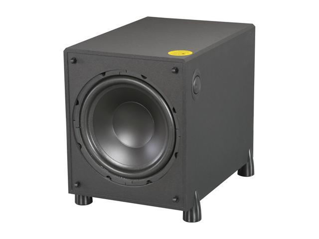 "Definitive Technology iPhone 6 10"" Subwoofer with 300W Amp (Black) Single"