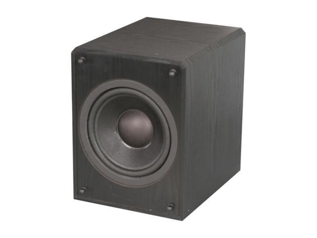 "Definitive Technology ProSub 60 8"" Subwoofer with 150W Amp (Black) Single"