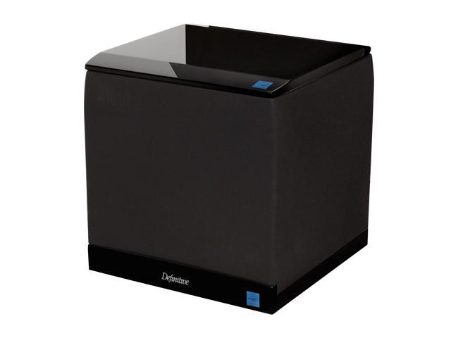 Definitive Technology SuperCube 6000 High Performance Powered Subwoofer - Each (Black)