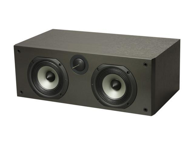 Triangle Plaisir TVC16WGPC VOCE Wenge Center Speaker Single