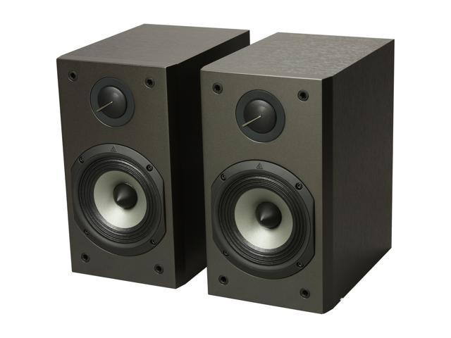 Triangle Plaisir TEB17WGPC ZETA Wenge Bookshelf Speaker Pair