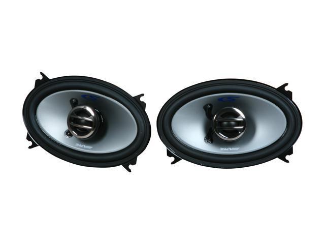 "Alpine 4"" x 6"" 140 Watts Peak Power 2-Way Speaker"