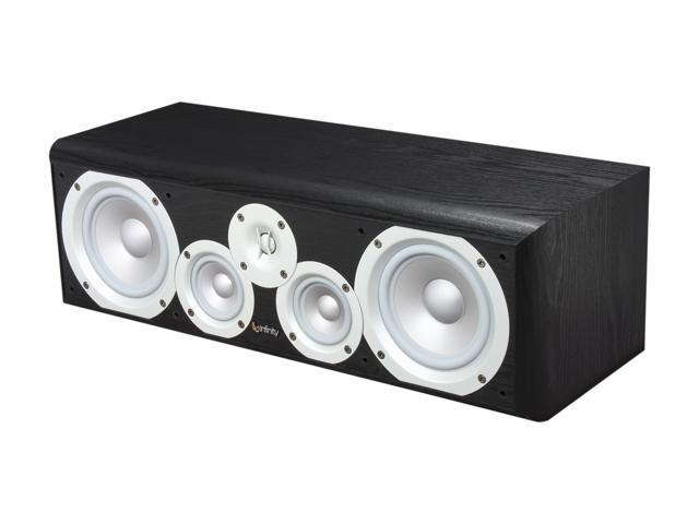 Infinity Primus PC351BK Center Channel Speaker - Black Single