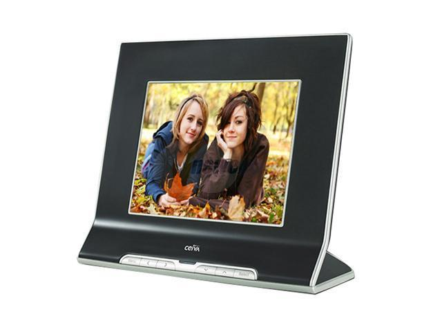 ceiva lf4008 8 8 digital photo frame. Black Bedroom Furniture Sets. Home Design Ideas