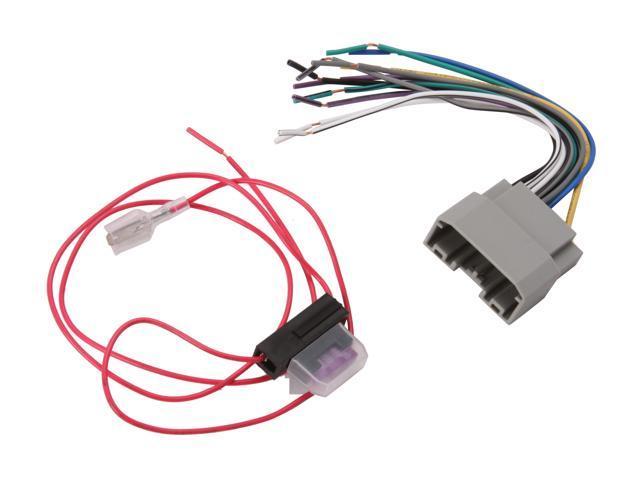 SCOSCHE CR04B 1987-UP Chrysler 4-Pin Rectangular Universal Speaker Harness