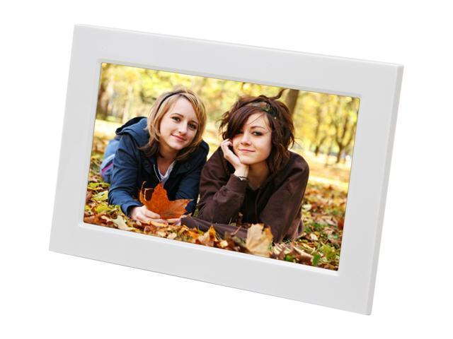 "ViewSonic VFA720w-70 7"" 480 x 234 Digital Photo Frame"