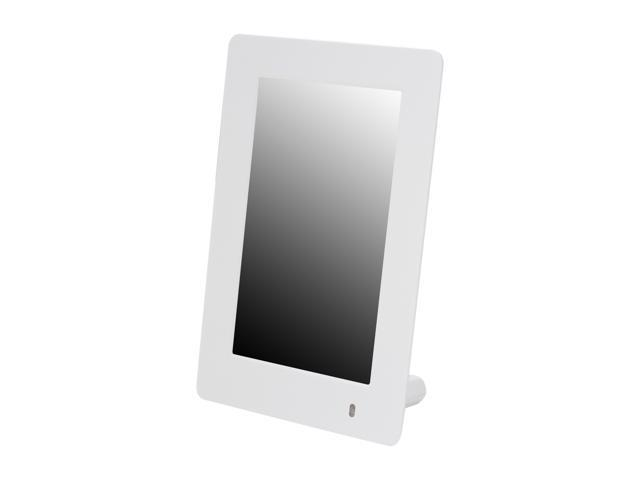 "ViewSonic VFD621W-70 6"" 800 x 480 Ultra Slim Digital Photo Frame"