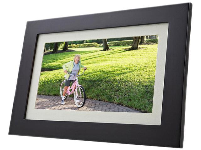 "ViewSonic VFD1028w-31 10"" 1024 x 600 Digital Photo Frame"