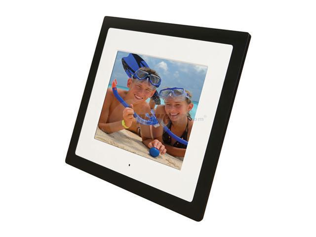 "AUDIOVOX DPF808 8"" 800 x 600 Digital Photo Frame"