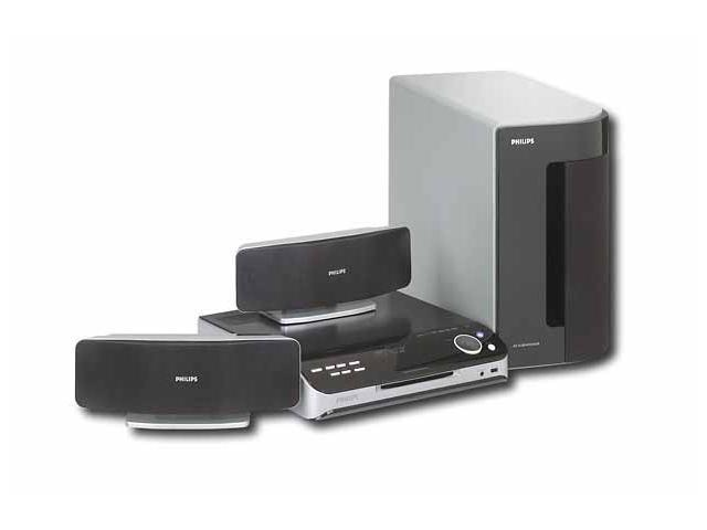 PHILIPS HTS6500 DivX Ultra DVD Home Theater System