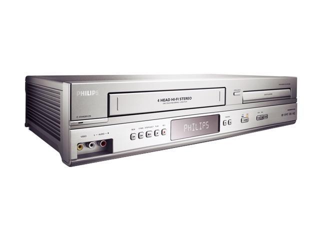 PHILIPS DVP3345V/17 Direct Dubbing Progressive Scan DVD ...