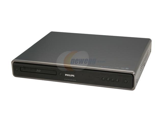 Philips Blu-ray Player BDP7200/37 Blu-Ray / HD-DVD Player ...