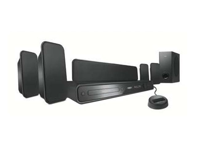 PHILIPS HTS3565D/37 5.1-Channel DVD Home Theater System