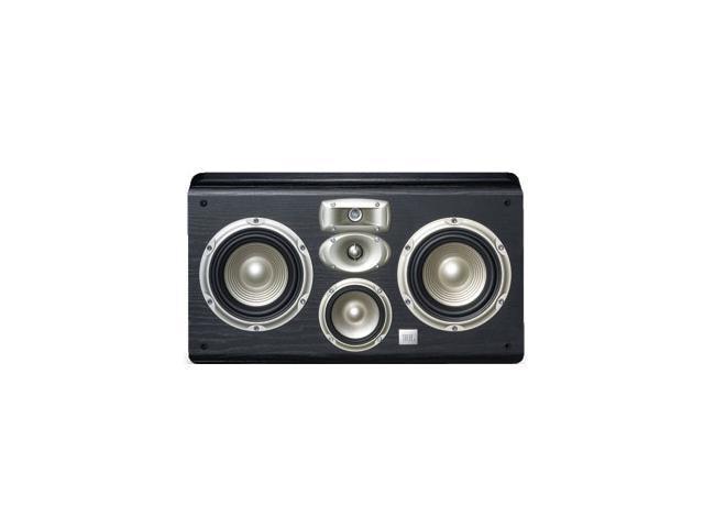"JBL Studio L Series LC2CH 4-Way, dual 6"" center channel loudspeaker,wall-mountable Cherry Each"