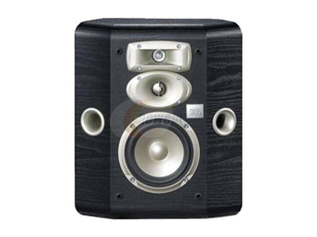 JBL Studio L Series L810BK 3-Way Bookshelf/Wall-Mount Satellite Speaker Single
