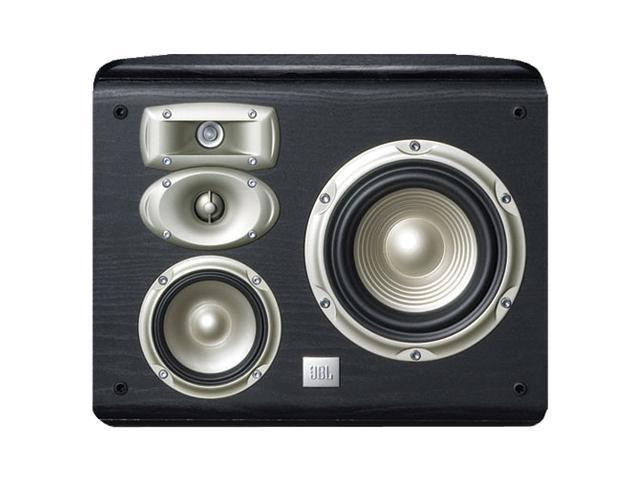 "JBL Studio L Series L820BK 4-Way, 6"" Wall-Mount Satellite Speaker Single"