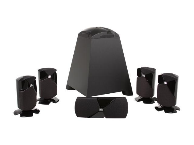 JBL Cinema 300 5.1-Channel Complete Home Theater Speaker System