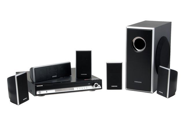 Samsung HTQ70 Five DVD 5.1 Channel Home Theater Audio System