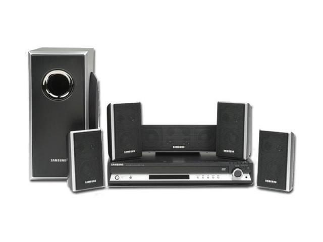 Samsung HT-Q80 Five DVD 5.1 Channel Home Theater Audio System