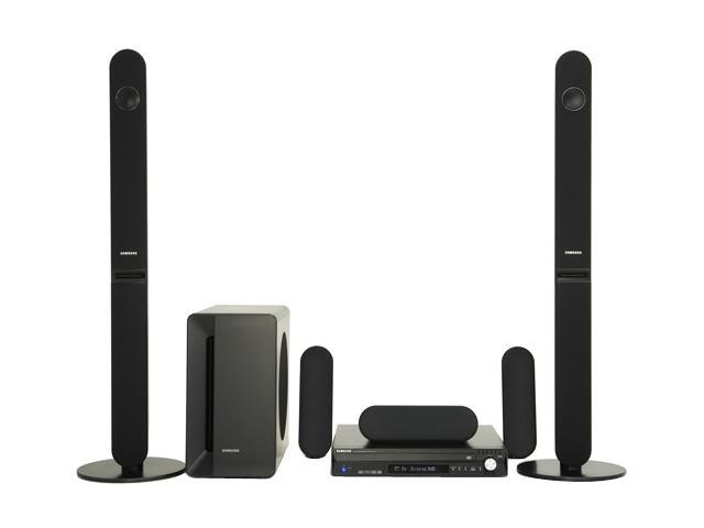 Samsung HT-TX72T 5 Disc 5.1 Channel Home Theater System