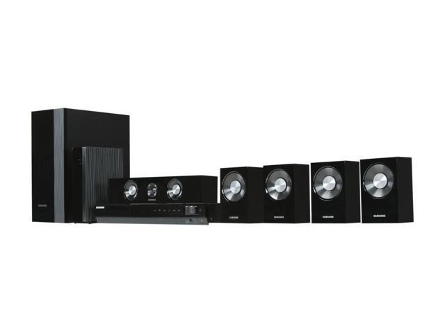 samsung ht j5500w. Samsung HT-C650W DVD Home Theater System Ht J5500w W