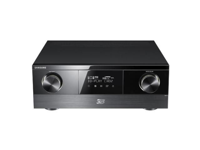 SAMSUNG HW-D7000 7.2-Channel AV Receiver with Built-in Blu-ray Disc Player