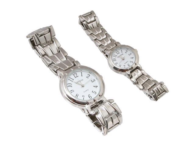 open box geneva and matching watches newegg ca