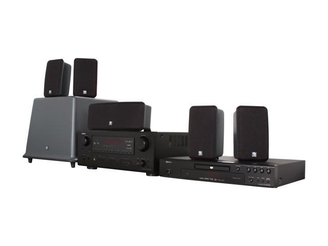 DENON DHT488DVBA 5.1 Home Theater System