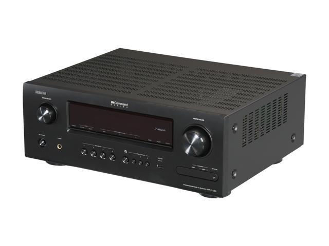 Denon AVR-2112CI 7.1-Channel Integrated Network A/V Surround Receiver
