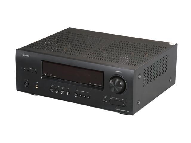 Denon AVR-1612 5.1-Channel AV Surround Receiver