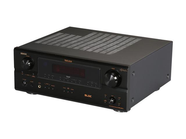 Denon DRA-697CIHD Stereo AM/FM Receiver with HD Radio