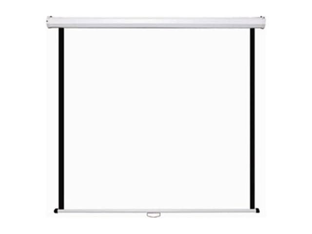 "AccuScreens 800002 100"" HDTV Manual Screen 49"" x87"""