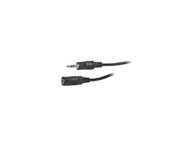 STEREN 255-269 25ft. Stereo Audio Extension Cable M-F