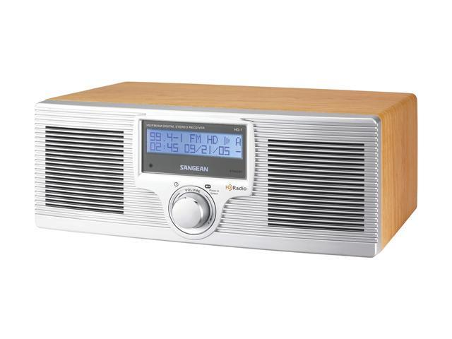 SANGEAN - HD Radio / FM Stereo / AM Table Top Receiver (HDR-1)
