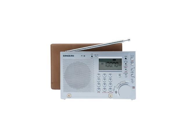 Sangean Digital AM/FM stereo/SW Radio PT-80
